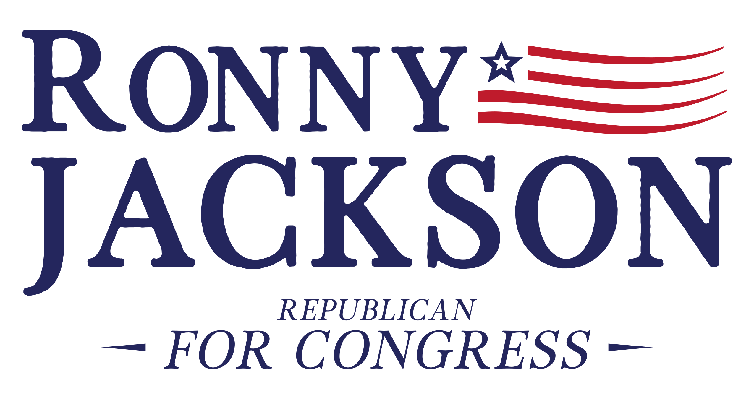 Ronny Jacoson for Congress